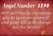 4890 angel number