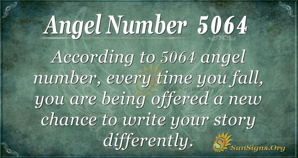 5064 angel number