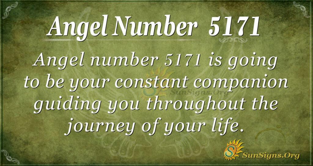 5171 angel number