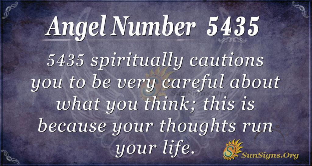 5435 angel number