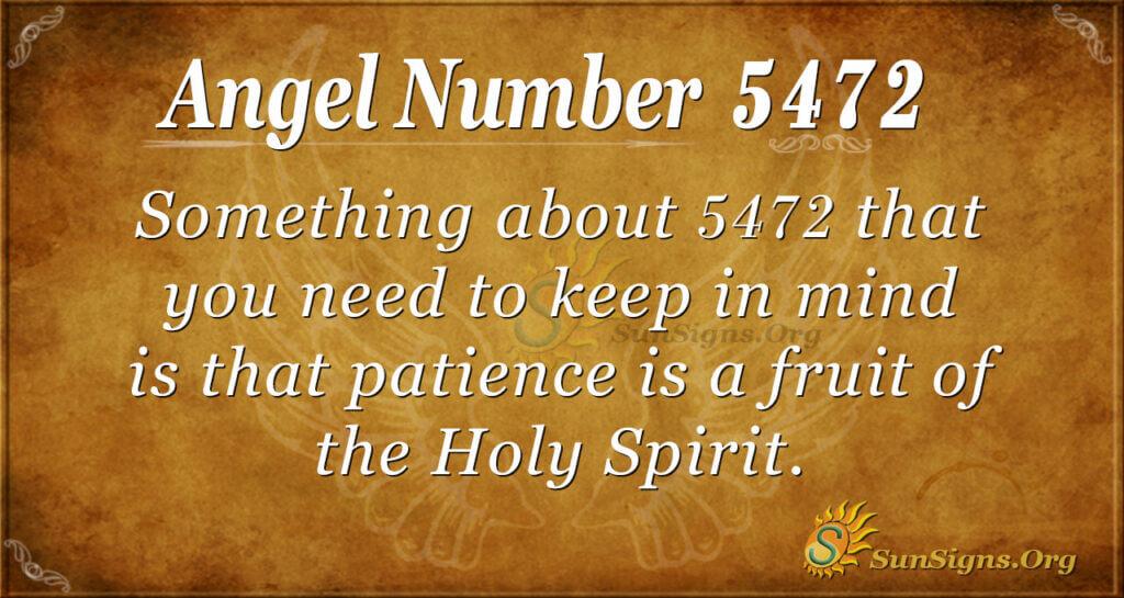 5472 angel number