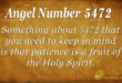 5472 angel number
