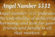 5532 angel number