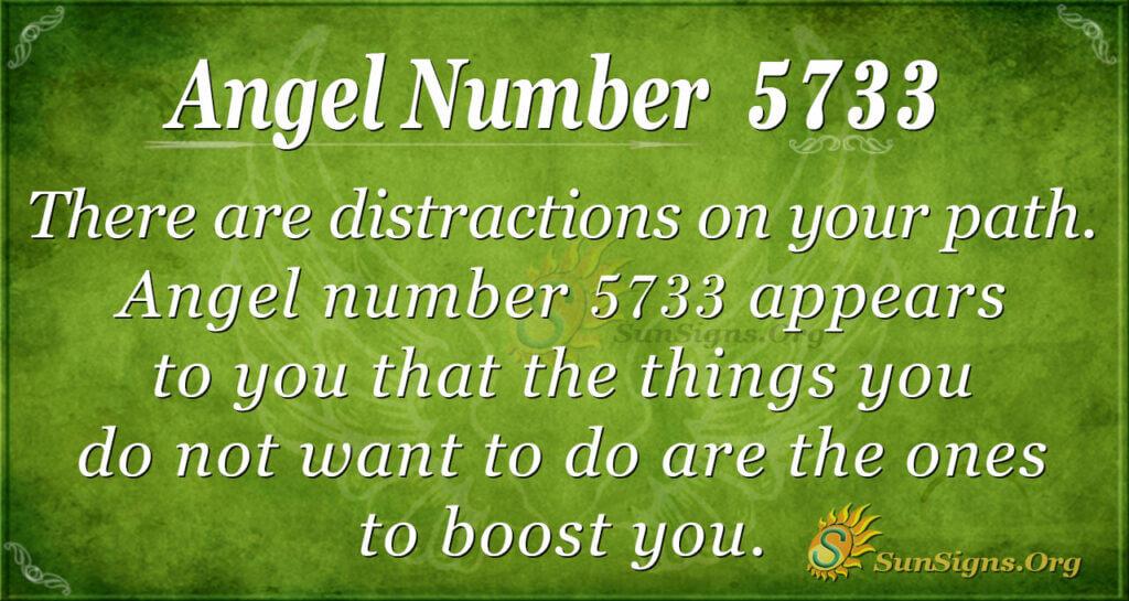 5733 angel number