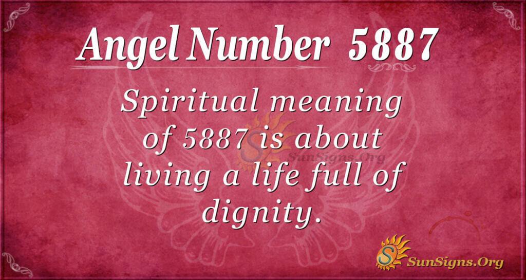 5887 angel number