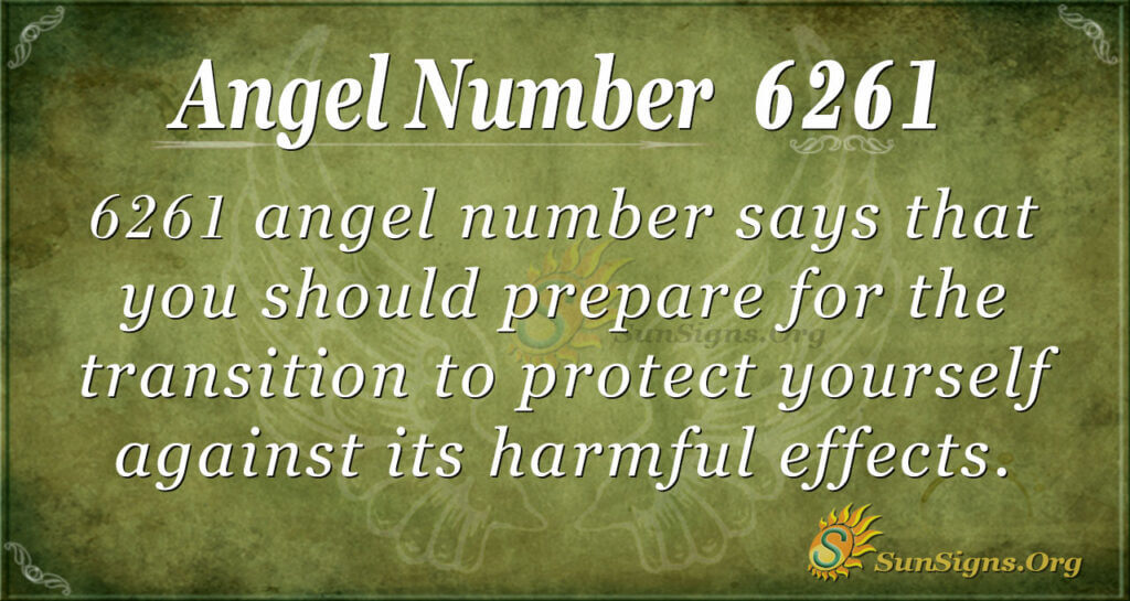 6261 angel number