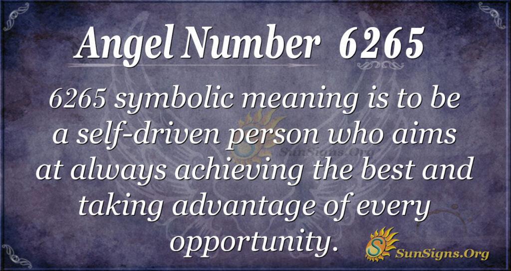6265 angel number