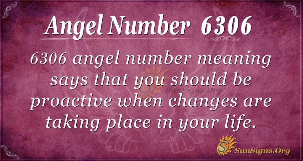 6306 angel number