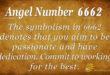 6662 angel number