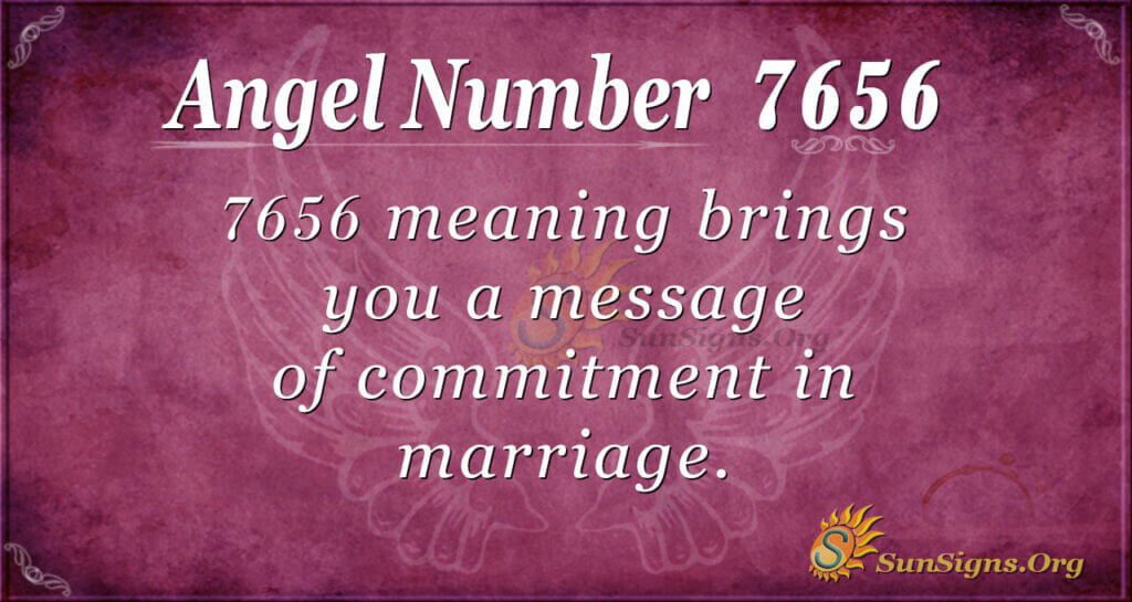 7656 angel number