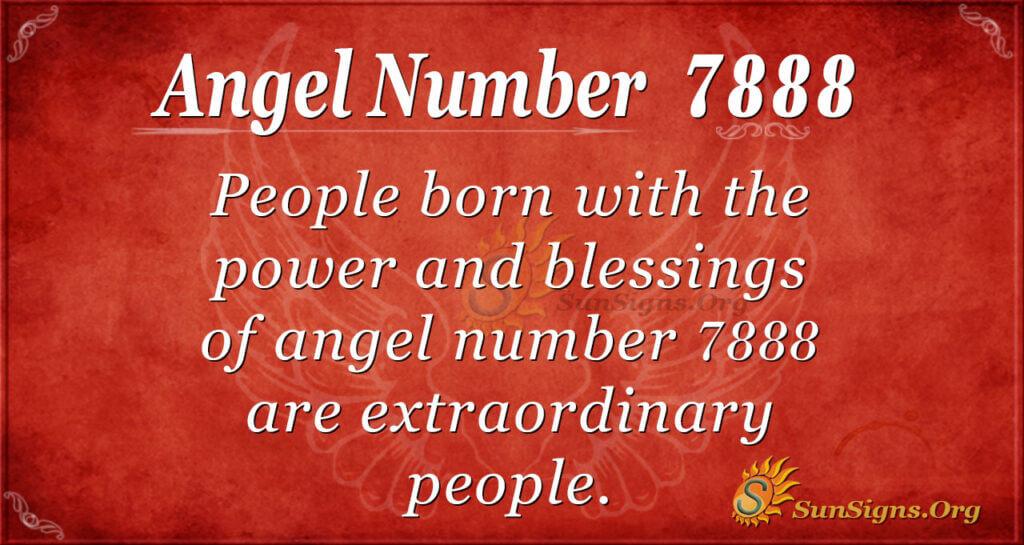 7888 angel number
