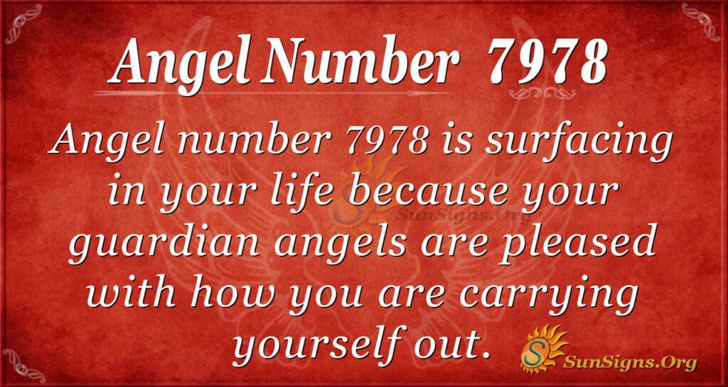 7978 angel number
