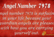 7978 angel number