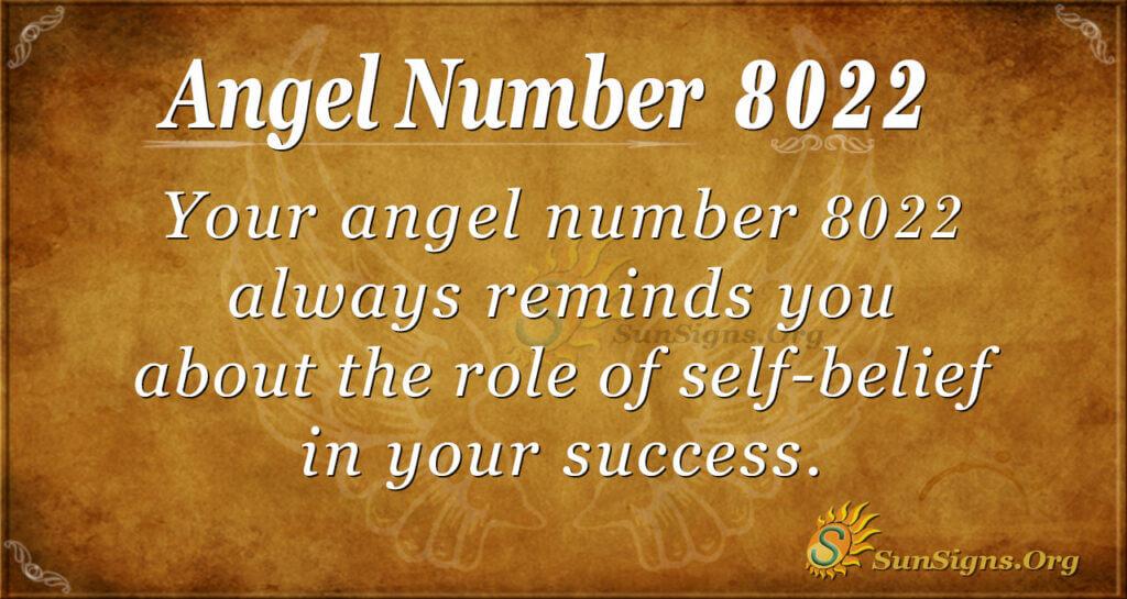 8022 angel number