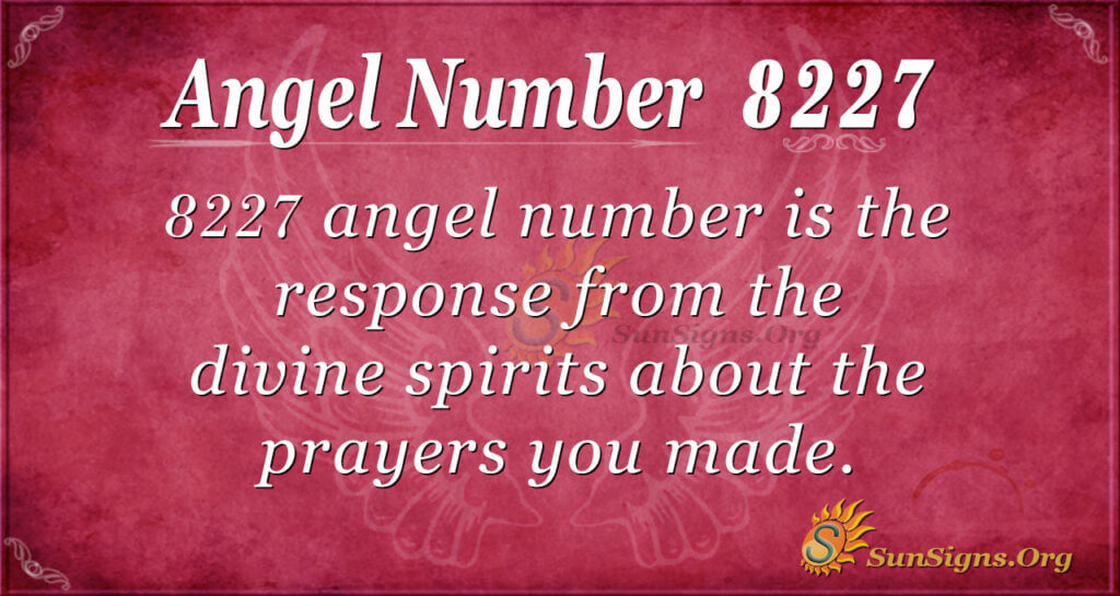 8227 angel number