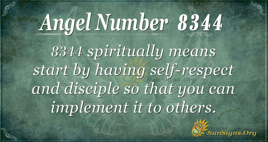 8344 angel number