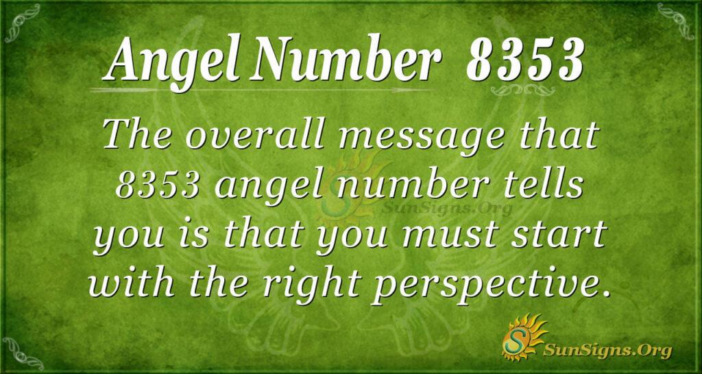 8353 angel number