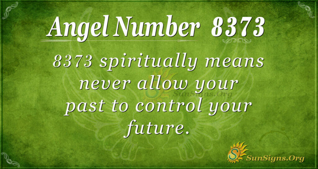 8373 angel number