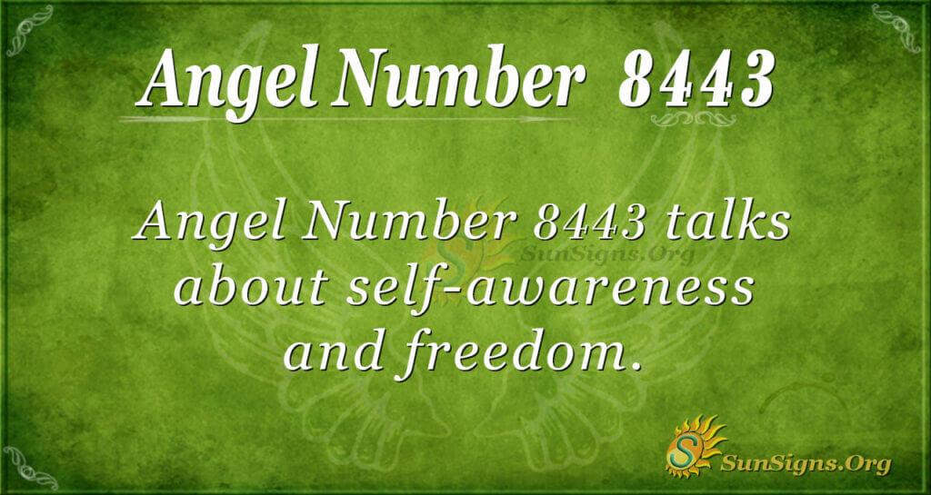 8443 angel number