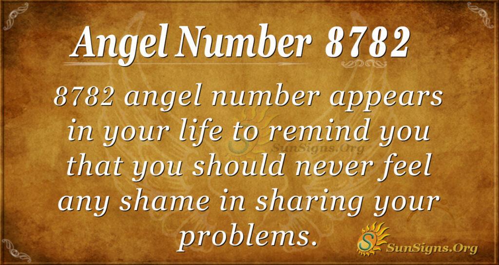 8782 angel number