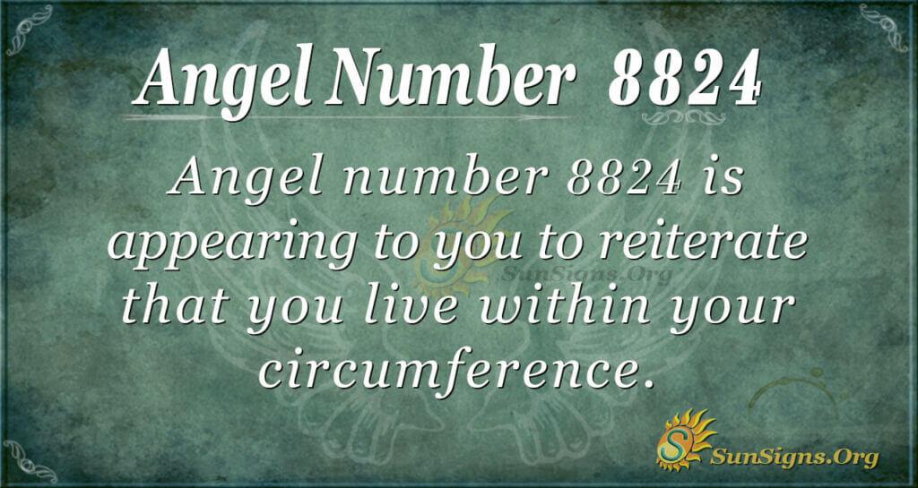 8824 angel number