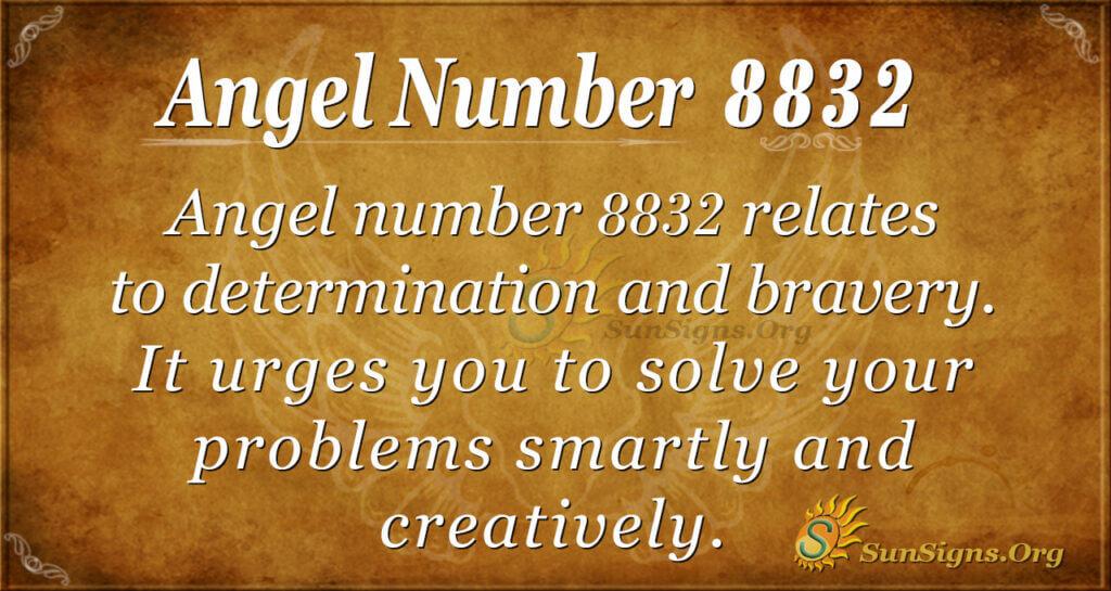 8832 angel number
