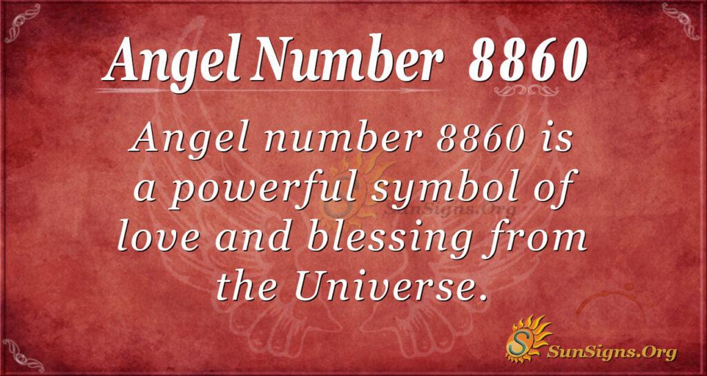 8860 angel number