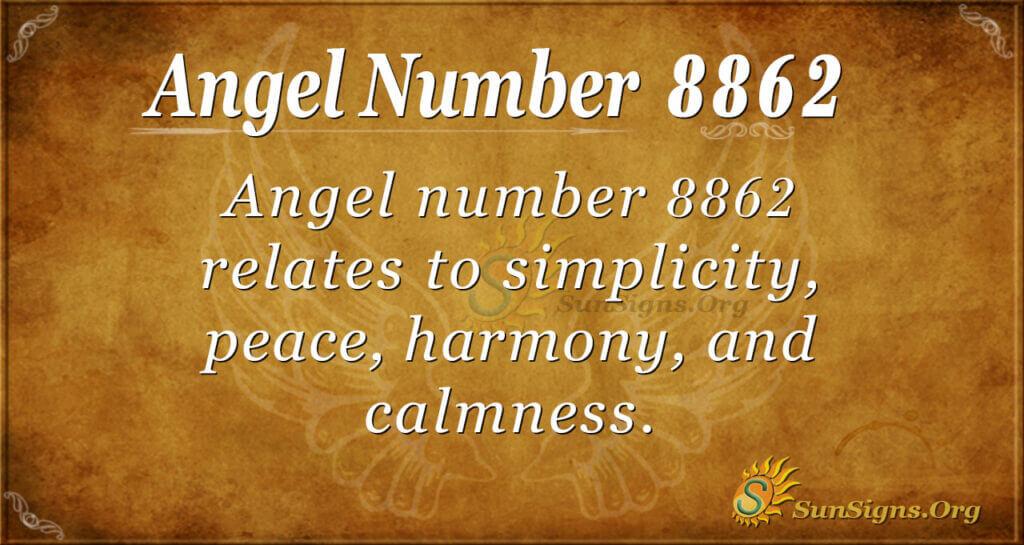 8862 angel number