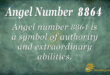 8864 angel number