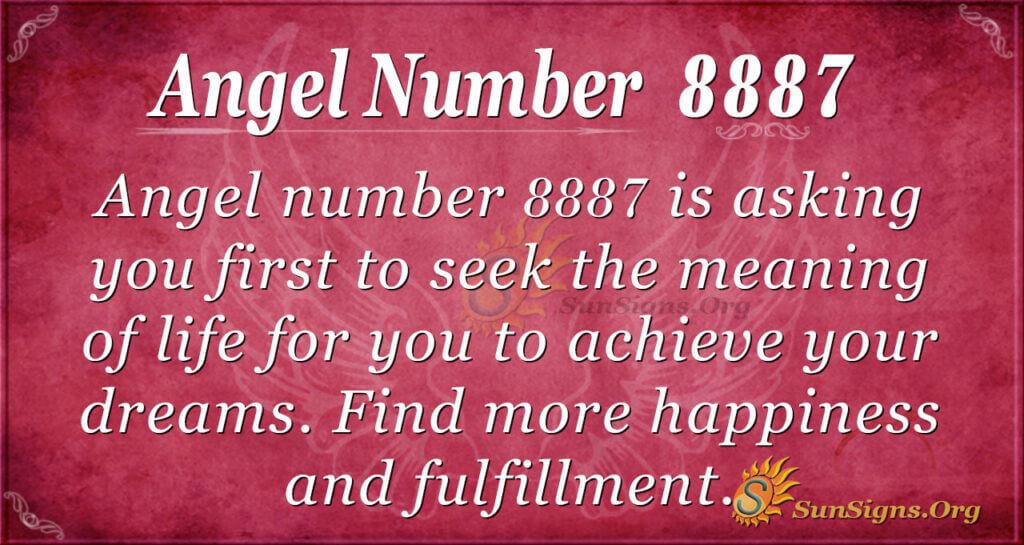 8887 angel number