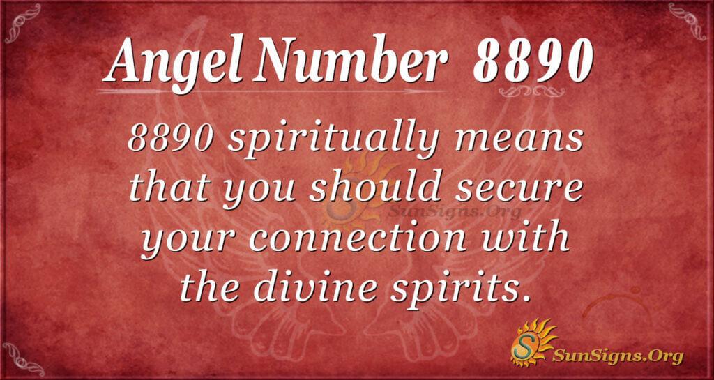 8890 angel number