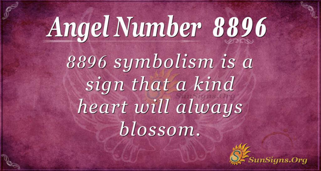 8896 angel number