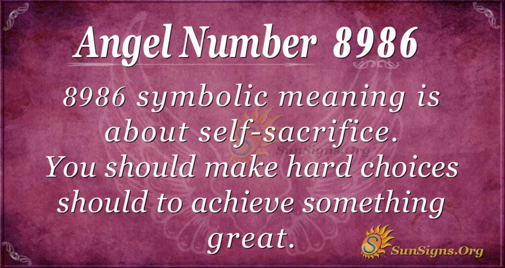 8986 angel number