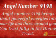 9198 angel number