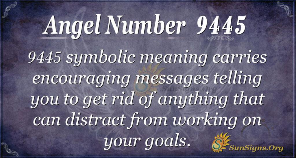 9445 angel number