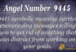 9445 angel number