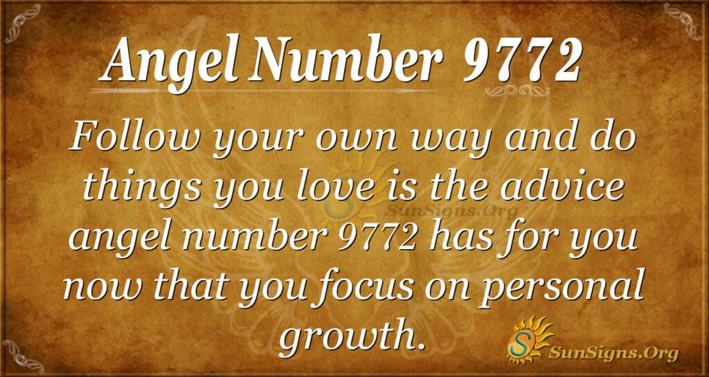 9772 angel number