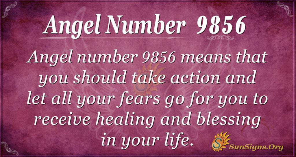 9856 angel number