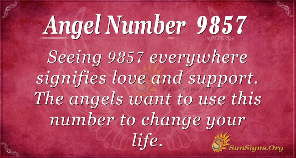 9857 angel number