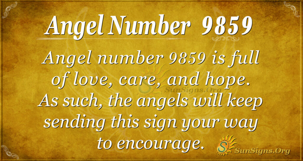 9859 angel number