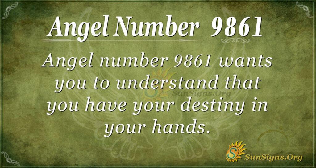 9861 angel number