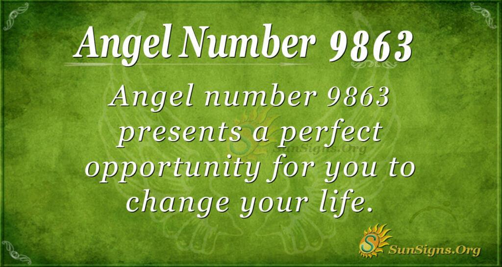 9863 angel number