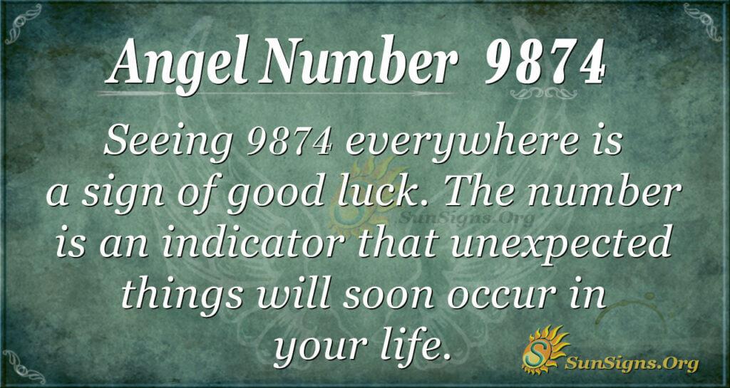 9874 angel number