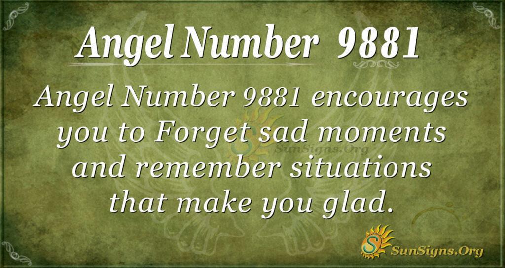 9881 angel number