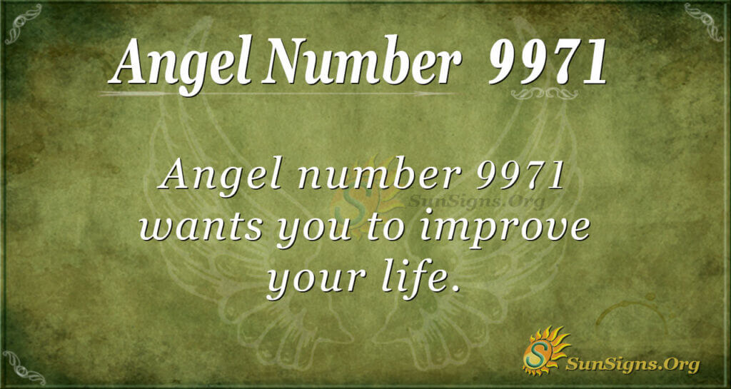 9971 angel number