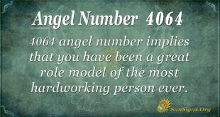 4064 angel number