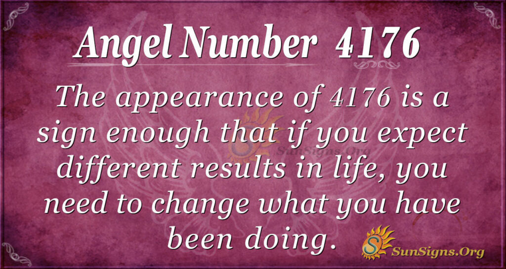 4176 angel number