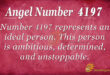 4197 angel number