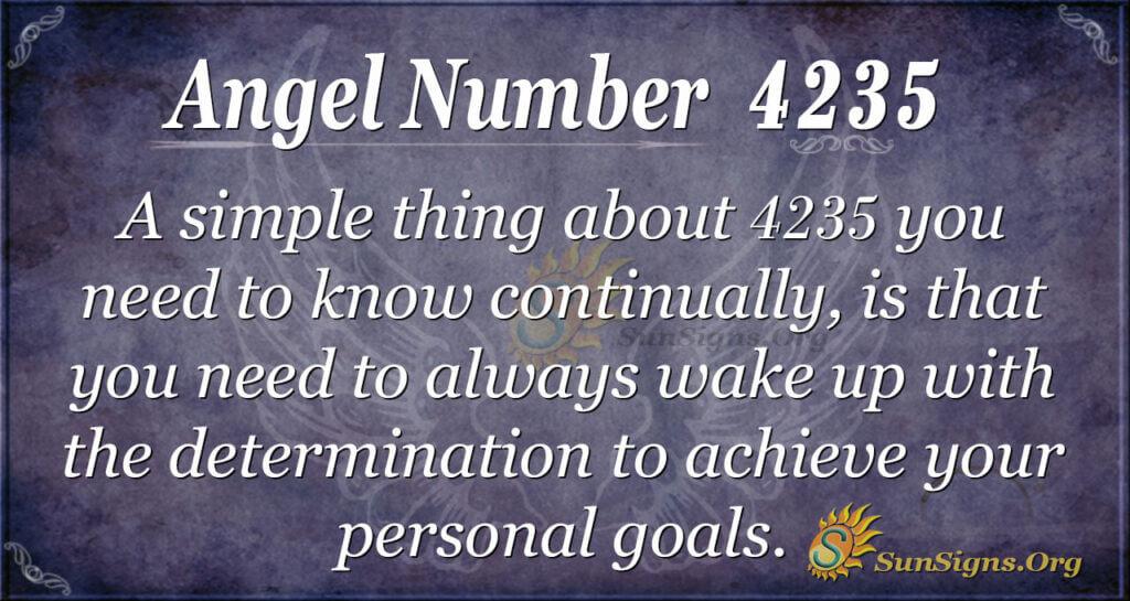 4235 angel number