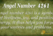 4261 angel number